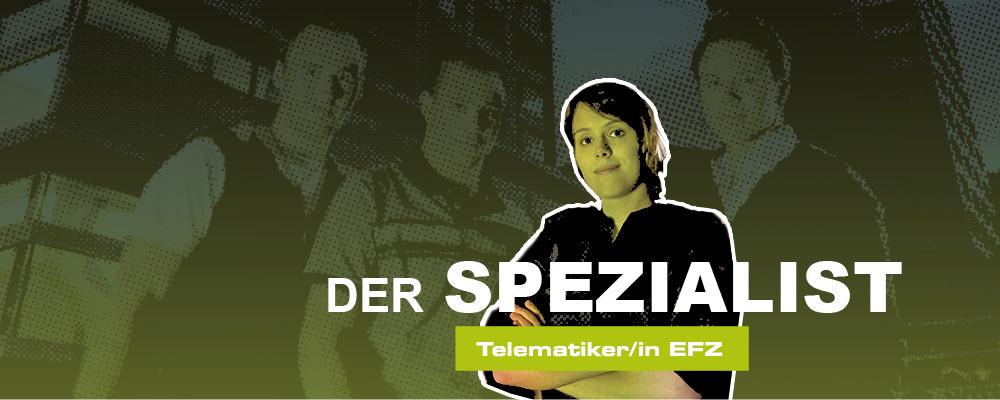 Telematiker/in EFZ